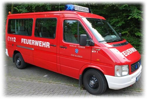 MTF - Mannschaftstransportfahrzeug