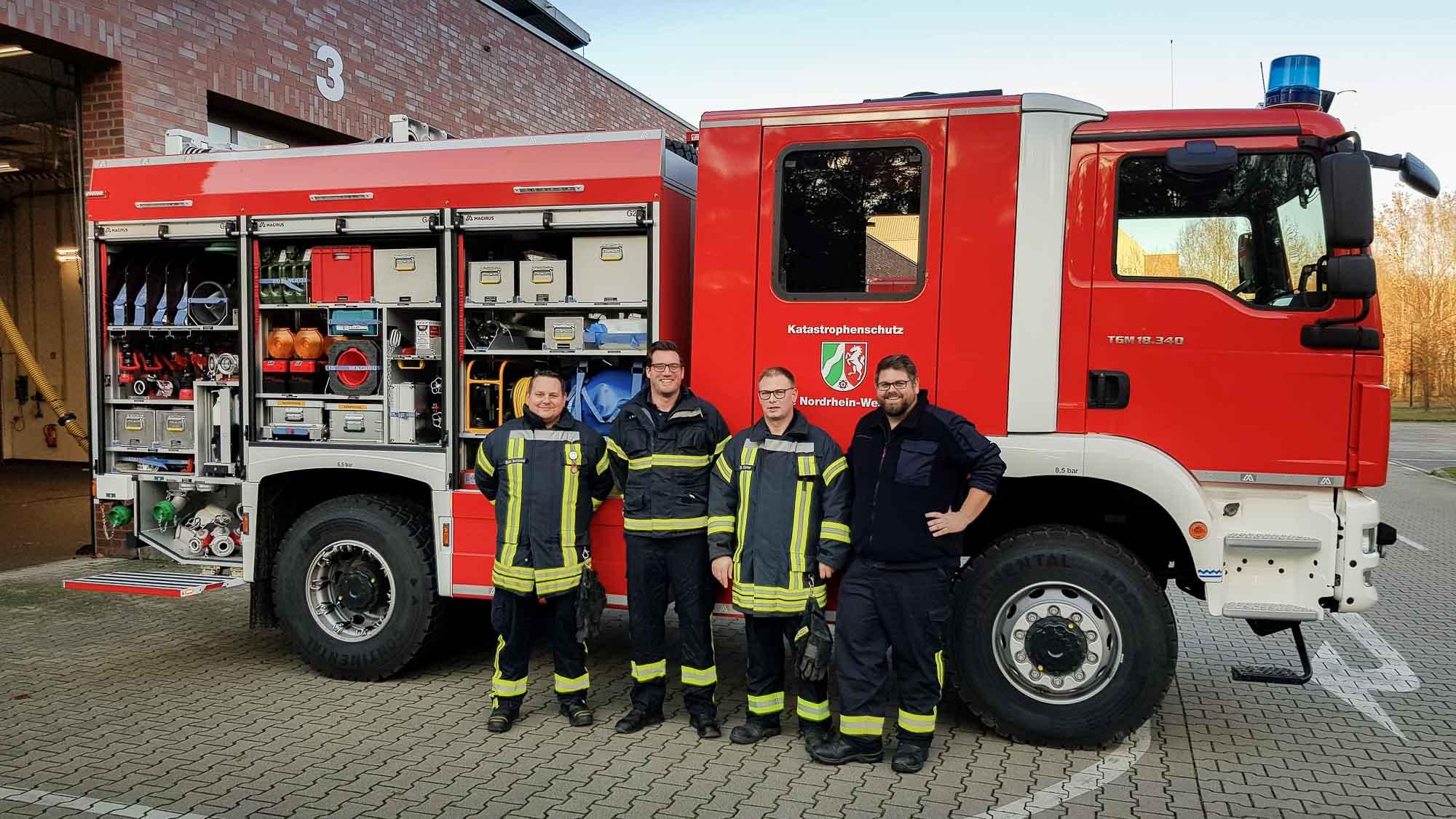 LF KatS - Löschgruppenfahrzeug Katastrophenschutz