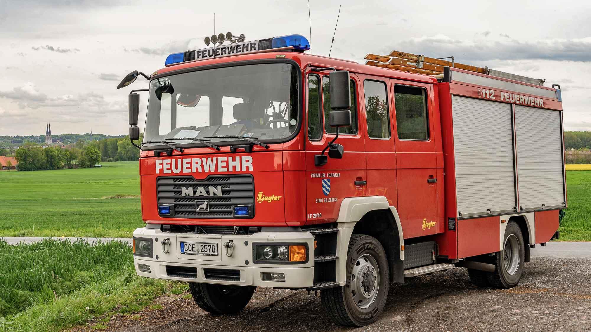 LFL - Löschgruppenfahrzeug