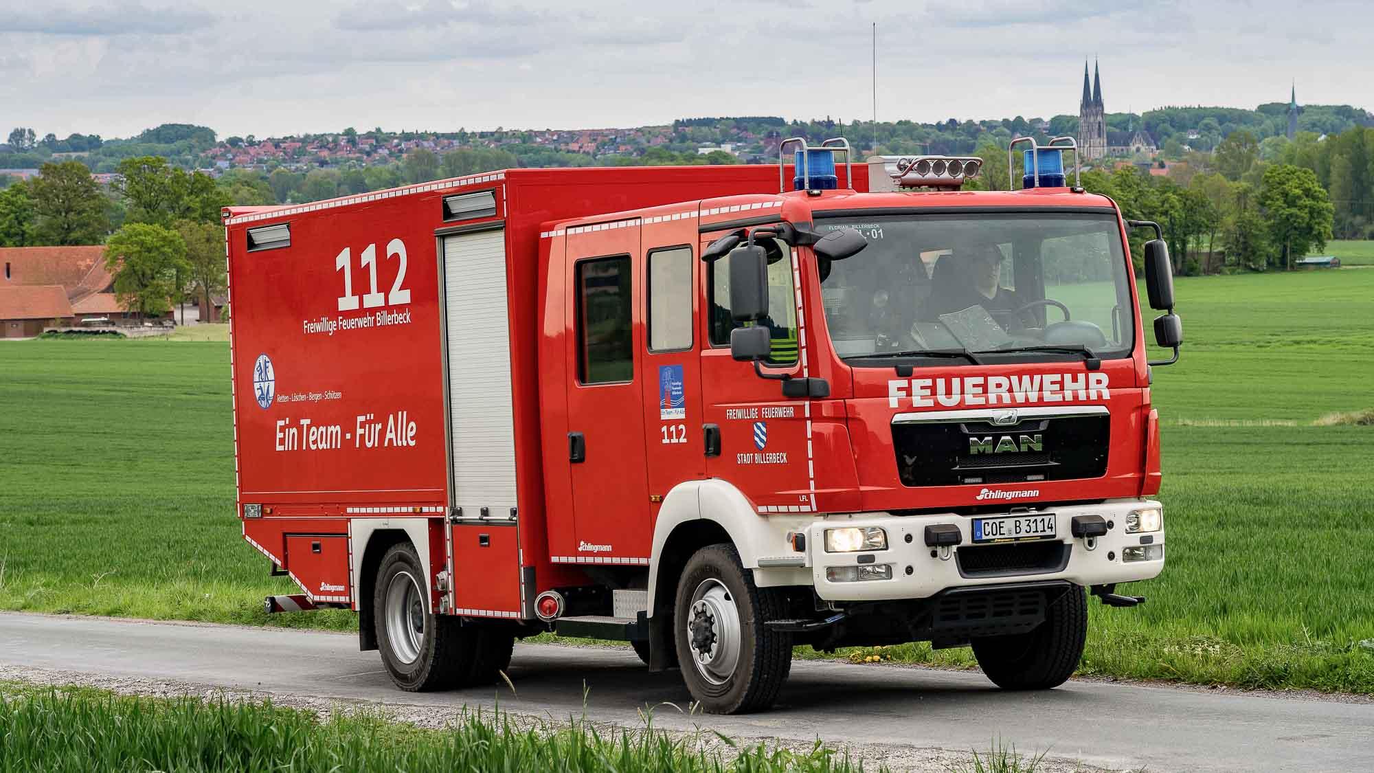 LFL - Löschgruppenfahrzeug Logistik